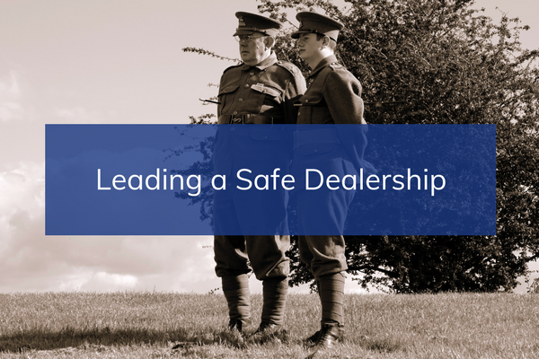 Leading a Safe Dealership