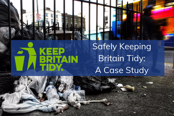 Keep Britain Tidy Case Study